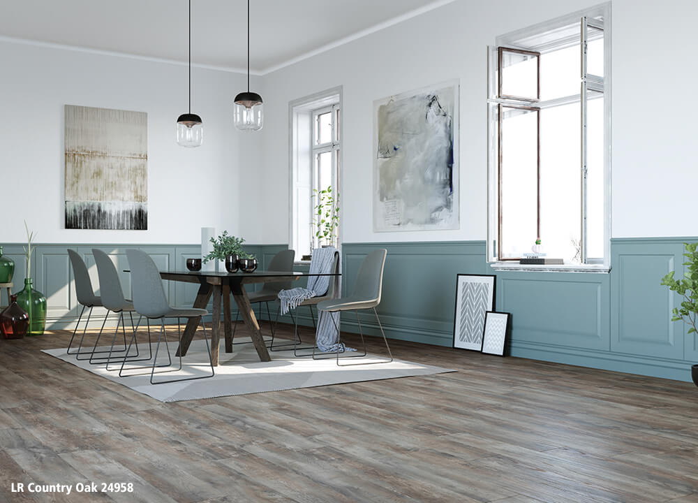 LayRed Country Oak 24958